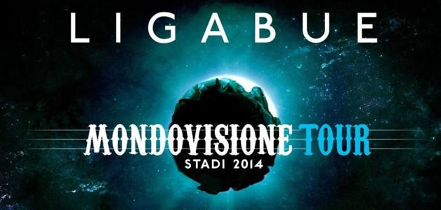 """Ligabue porta in tour negli stadi il nuovo album """"MONDOVISIONE"""""""