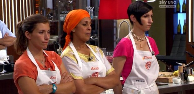 Rachida eliminata da Masterchef!