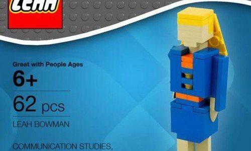 Studentessa crea Curriculum-Lego per trovare lavoro