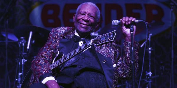 B.B. King: il re del blues è morto a 89 anni
