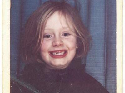 """Adele: foto da bambina nella cover del nuovo singolo """"When We Were Young"""""""