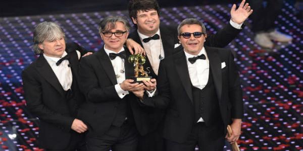 Sanremo 2016: vincono gli Stadio, seconda Francesca Michielin, terzi Caccamo-Iurato