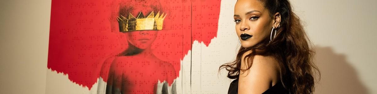 """Rihanna: """"ANTI"""" conquista la #1 nella classifica degli album più venduti in USA"""